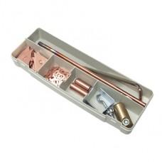 MIM 053915 Set potrošnega materiala za jeklo Standard.