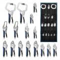 MFO WT-9G400 Set patent klešč